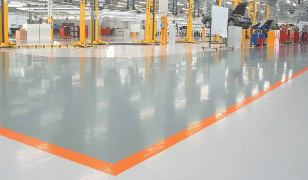 Epoxy Coatings Systems for Industrial Environments