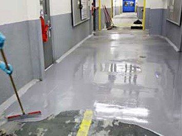 Cementitious Polyurethane Floor Coating Systems