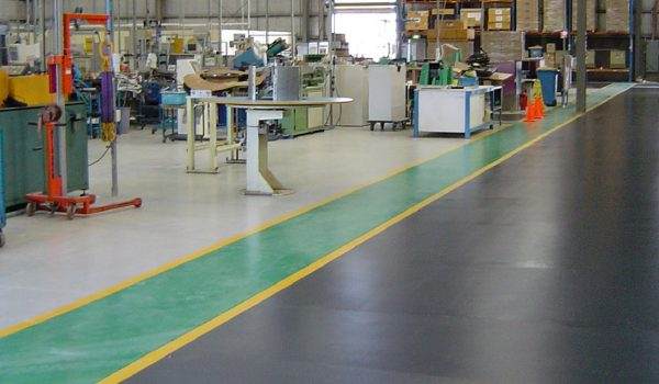 Why Horizon Epoxy Floor is Industrial friendly?
