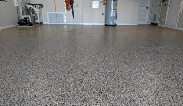 What Are Positive Points of Epoxy Floors?