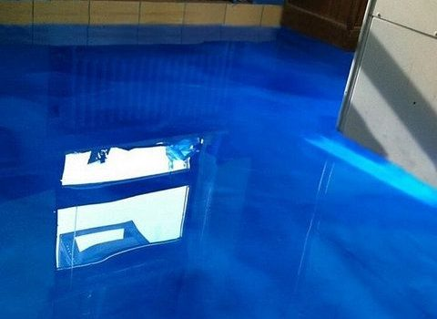 What kind of material is Epoxy Resins?