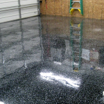Seamless Epoxy Flake in Windsor