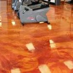 Get the best metallic epoxy floor coating with Horizon Epoxy Floor