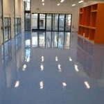Solid or Single Colour Epoxy Painting in South Brisbane