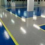 garage floor in Kelvin Grove