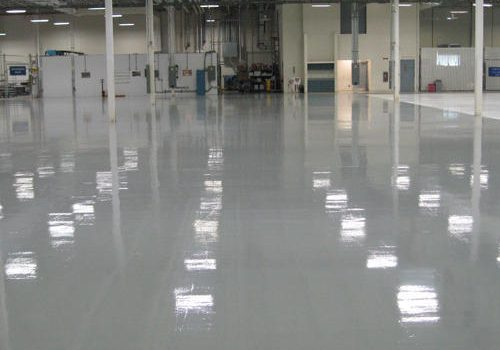 The risks of  Epoxy cleanliness