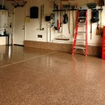 Garage Epoxy Floor in Mansfield