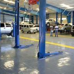 Mechanical Workshop Epoxy Floors in Bulimba