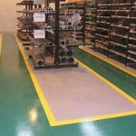 Mechanical Workshop Epoxy Floors in Everton Park