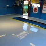 Garage Epoxy Floor in Taigum