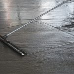 Solid or Single Colour Epoxy Painting in Alderley