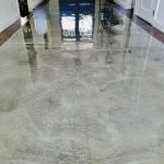 Mechanical Workshop Epoxy Floors in Boondall