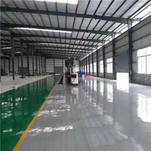 advantages of epoxy industrial cover