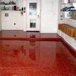Anti-Slip Epoxy for Commercial Kitchens in Newstead