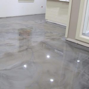 the Different Kinds of epoxy floorings for industrial saloons