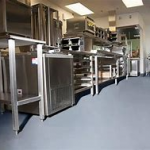 Anti-Slip Epoxy for Commercial Kitchens  in Parkinson