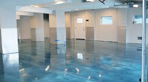 Industrial Environment Epoxy Floor