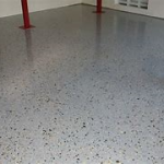 Seamless Epoxy Flake in westlake