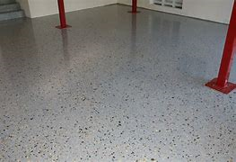 Seamless Epoxy Flake in Nudgee Beach
