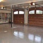 Garage Epoxy Floor in Lytton