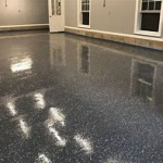 Mechanical Workshop Epoxy Floors in Banyo